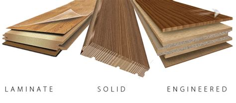 laminate flooring vs engineered oak flooring comparison wood4floors