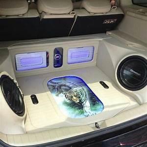 Beautiful. Tiger and Speaker setup! | Classics, Customs ...