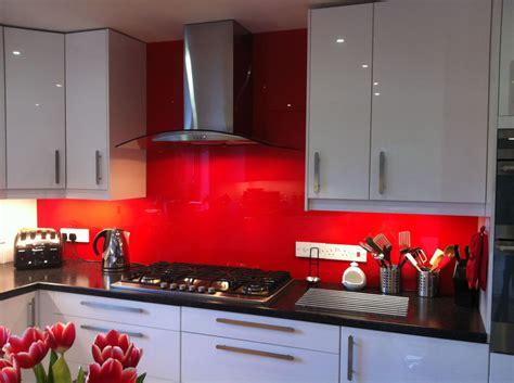 trendy glass splashbacks adding style   kitchen