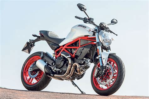 Ducati Monster 797 (2017-on) Review