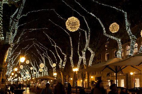 traditional christmas activities  markets  mallorca