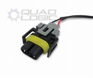 Sportsman 570 Headlight Repair Harness Pigtail  U2013 Quad Logic