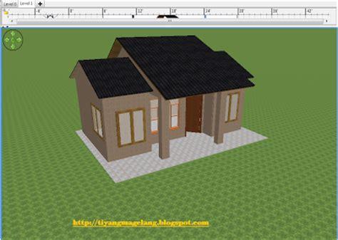 tutorial sweet home 3d cara membuat atap timkicau