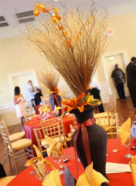 African Themed Wedding Favors