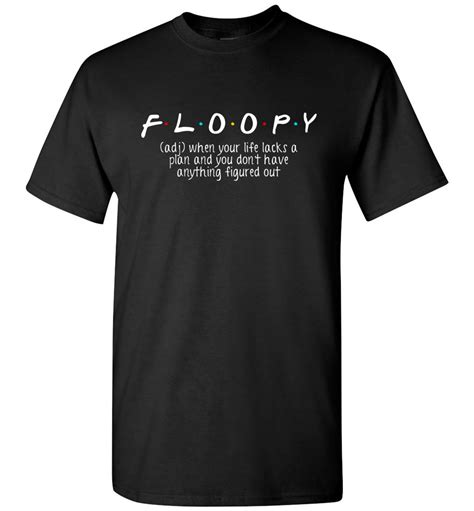 floopy friends tv show  shirt friends tv show apparel