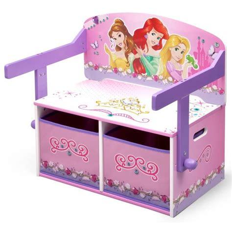 bureau disney disney princesses bureau convertible enfant bois avec
