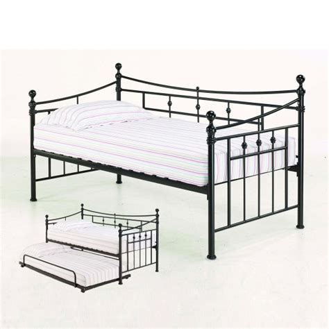 Sleepys Bed Frame by Olivia Day Bed