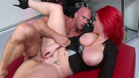 busty redhead likes hardcore sex xbabe video