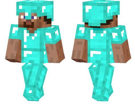 Diamond Armor Skin Mcpe