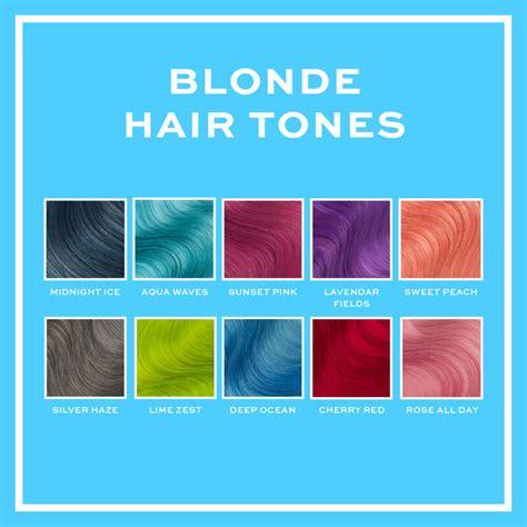 Revolution Hair Tones for Blondes   Revolution Beauty Official Site