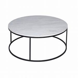buy white marble and black metal coffee table from fusion With black and white marble coffee table