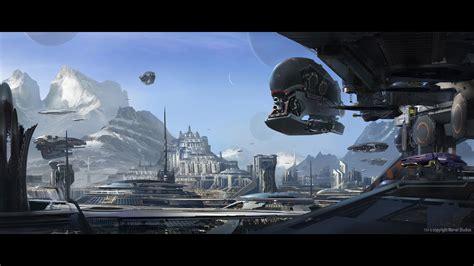Sci Fi Wallpaper 71 Images