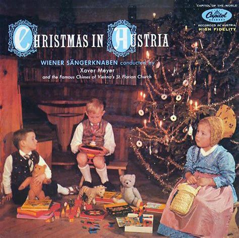 perry como xmas album vienna boys choir sangerknaben wiener christmas in