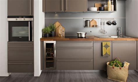 plan de travail cuisine bois plan de travail bois gris cuisine grise plan de