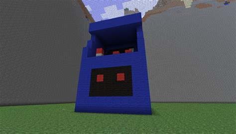 arcade machine house minecraft map
