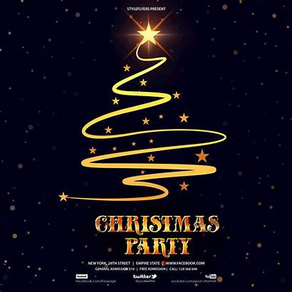 Christmas Party Animated Instagram Template Styleactions
