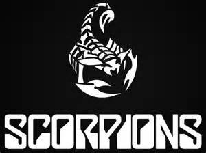 Scorpions Rock Band Logo