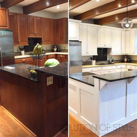 painted white oak kitchen cabinets painter in your pocket course evolution 7317