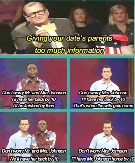 Whose Line Is It Anyway Meme - whose line date s parents meme by btrsbspic231567 memedroid