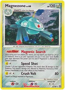 Magnezone - Stormfront #5 Pokemon Card