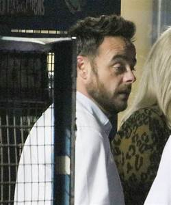 Ant McPartlin arrives home after he 'is arrested for drink ...