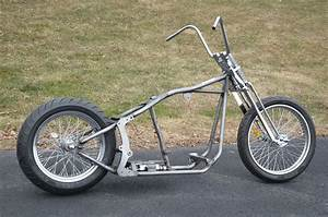Custom Harley Bobber Frames
