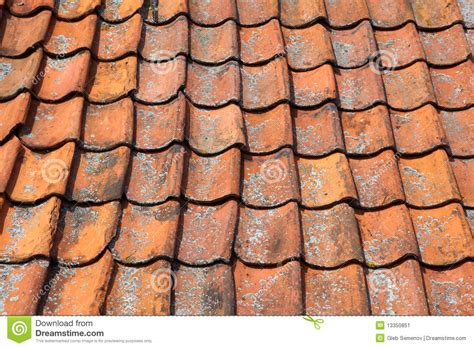 tuiles de toit image stock image du construction