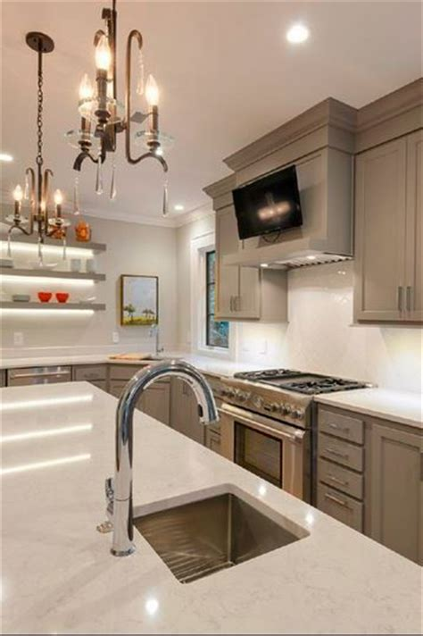 kitchen backsplash for cabinets best 25 silestone lagoon ideas on grey shaker 7688