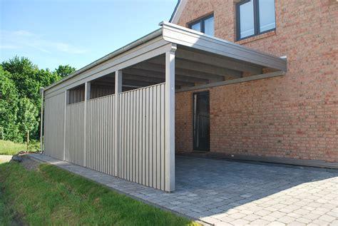 Carports & Gerätehäuser  Individuell Mit Holz Gestalten