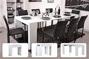 Table Pas Cher Ikea : table console extensible pas cher ikea ~ Nature-et-papiers.com Idées de Décoration