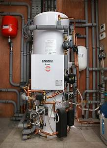 Self Build Air Source Heat Pump Installation