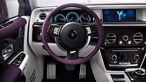 2017 Rolls Royce Phantom EWB Interior Wallpaper | HD Car ...