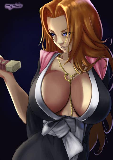 Rangiku hentai bleach Bleach Rangiku