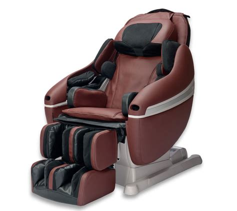 Inada Sogno Dreamwave Chair Brown by Inada Dreamwave Chair Colors Leather
