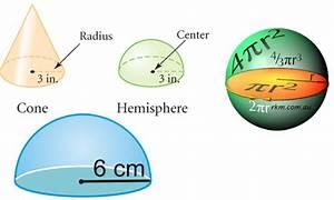 Sphere and Hemisphere | kullabs.com