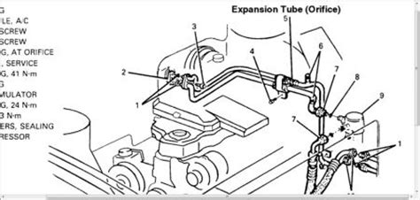 service manual   replace ac tube    geo storm