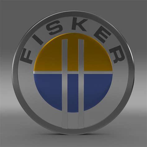 Fisker Logo by Fisker Logo 3d Model Buy Fisker Logo 3d Model Flatpyramid