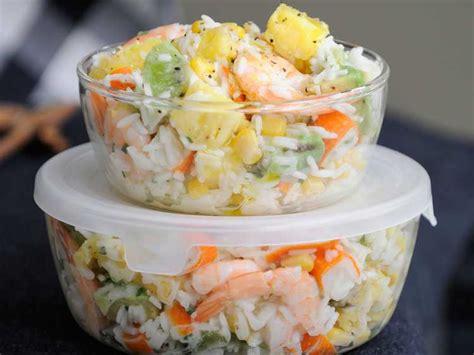 recettes de cuisine minceur salade hawaienne facile et pas cher recette sur cuisine