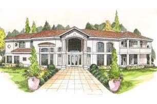 mediterranean floor plans mediterranean house plans veracruz 11 118 associated designs