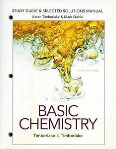 Study Guide And Selected Solutions Manual For Basic
