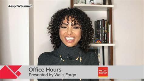 espnW: Women + Sports Summit: Wells Fargo Office Hours ...