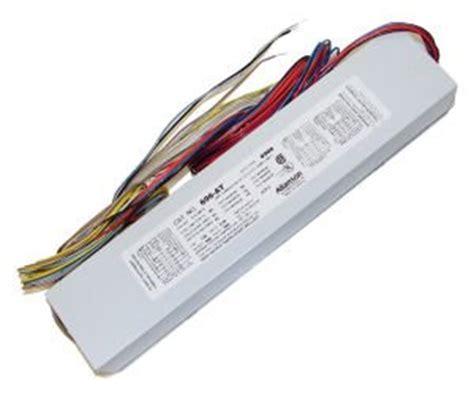 allanson 06960 696at ho sign t12 fluorescent ballast