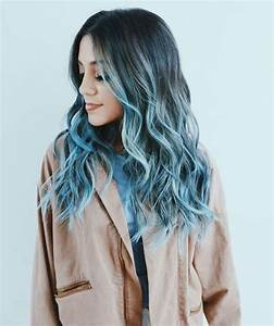 Silver Blue Ombre Hair: 5 Ways To Sport The Beauty