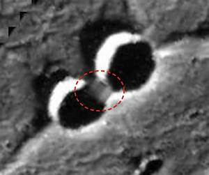 UFO SIGHTINGS DAILY: Giant Cube On Mercury and Other ...