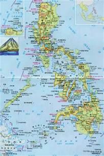 World Map Philippines