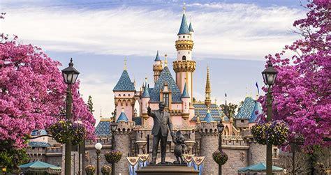 Disneyland, Anaheim, Ca  California Beaches