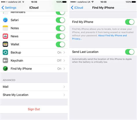 where is my iphone how to use find my iphone on iphone 6s imobie guide