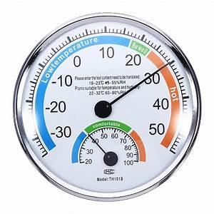Thermometer Hygrometer Weather Meter For Indoor Outdoor