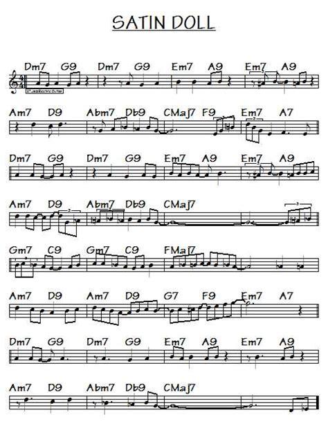 Jazz Chord Progressions Piano