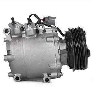 New Ac Compressor And Clutch Co 10541ac For 2001 Acura El